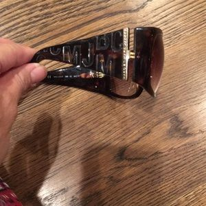Marc by Marc Jacobs Brown Sunglasses